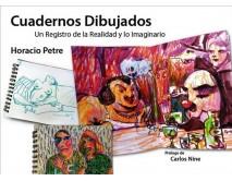Cuadernos dibujados. Un registro de la realidad y lo imaginario