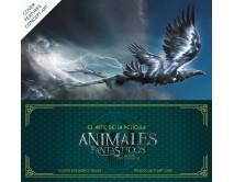 El arte de la película de Animales fantásticos y dónde encontrarlos