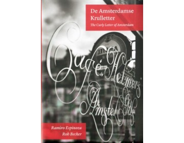 THE CURLY LETTER OF AMSTERDAM